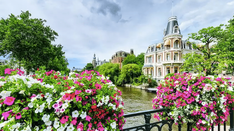 Pacote Hurb para Amsterdam + Londres + Berlim por R$ 6329